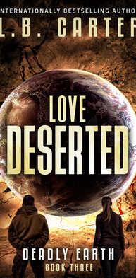 Love Deserted by L.B. Carter