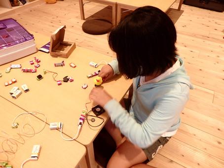 学童保育所にて電子工作ワークショップを開催しました