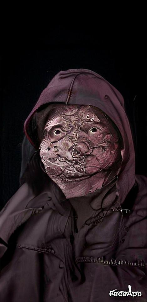 Máscara de Rostos (7)