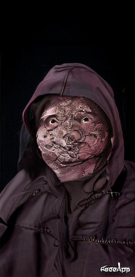 Máscara de Rostos (6)