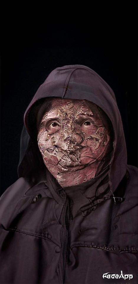 Máscara de Rostos (4)