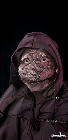 Máscara de Rostos (8)