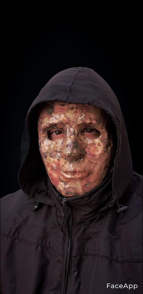 Máscara de Rostos (1)
