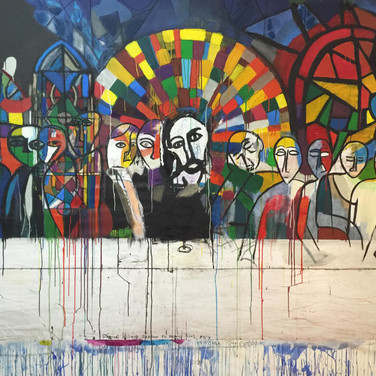 Last Supper (unfinished sympathy)