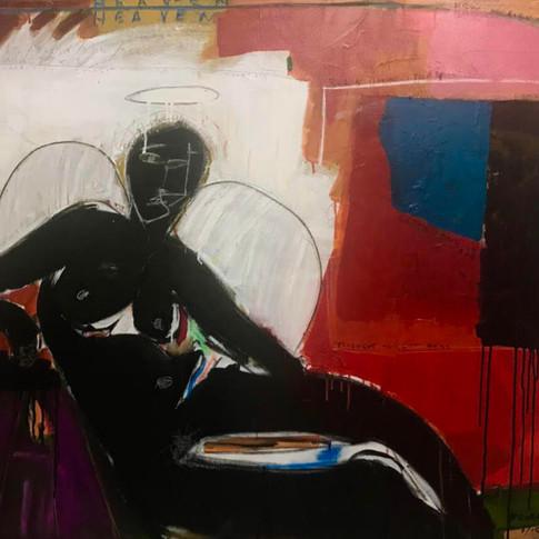 Black Angel (another Heaven's Door)