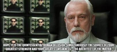 Morning Prayer in the Matrix