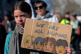 RACISM – There's only one race – the human race