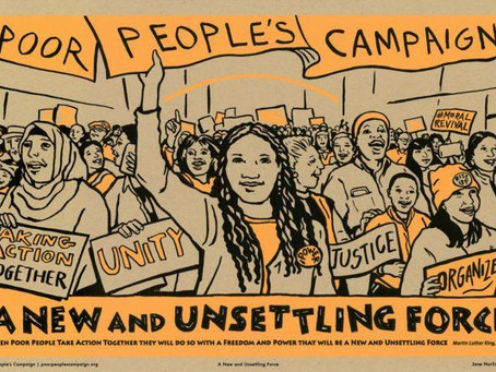 JUNETEENTH-1: Poor People's Campaign: 3rd Reconstruction