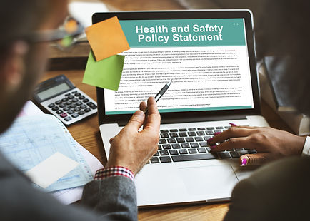 Health and Safety Policy and Procedures