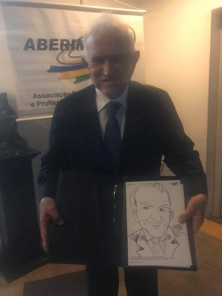 Sr. Luiz Alberto Garcia (Algar)