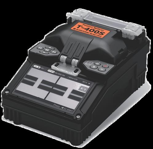 T400S Máquina de Fusão de fibra óptica V-Groove ativo