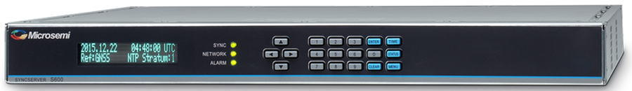S600 - SYNCSERVER - Microchip