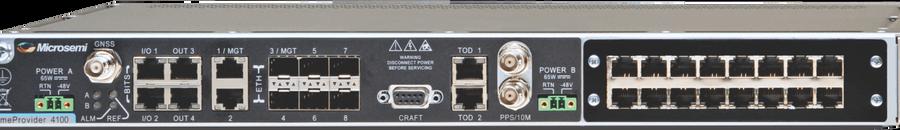 TimeProvider 4100 - Microchip