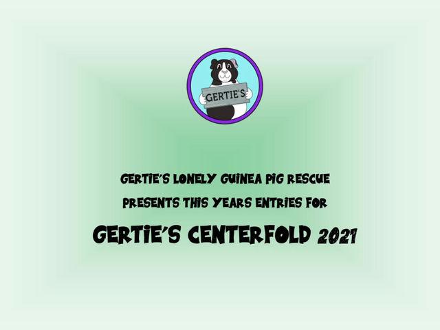Gertie's Centerfold 2021