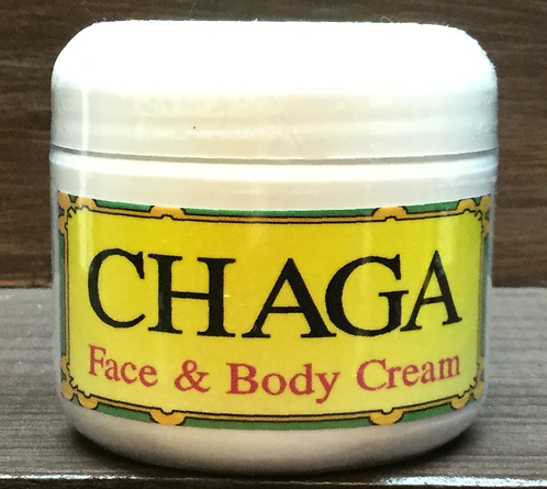 Chaga Face and Body Cream