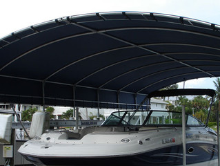 Boat Lift Covers
