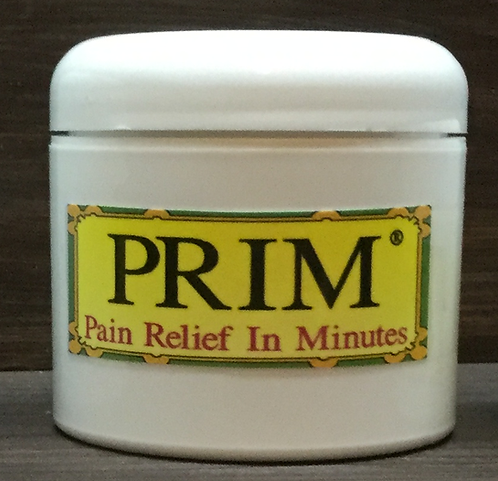 Prim®: Pain Relief in Minutes