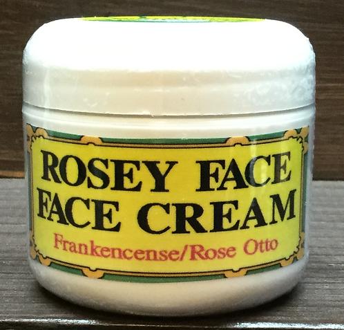 Rosey Face Face Cream