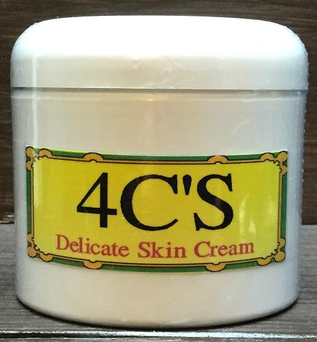 4 C's Delicate Skin Cream