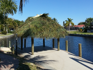 Naples, FL Tiki Hut Builder