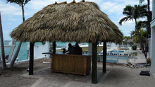 We build tiki bars in Florida!