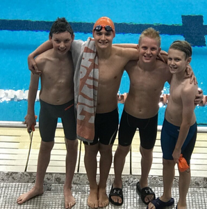 Sigma Competitive Swim Team athletes are set to have a breakout year