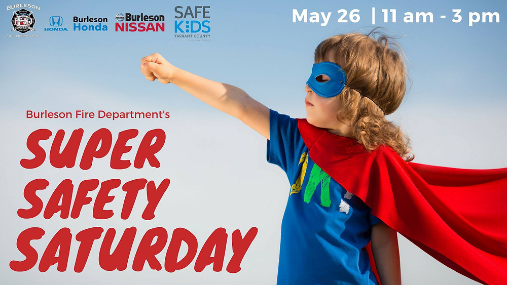 Sigma Swimming partners with Burleson Fire, Burleson Honda, Burleson Nissan, and Safe Kids of Tarrant County