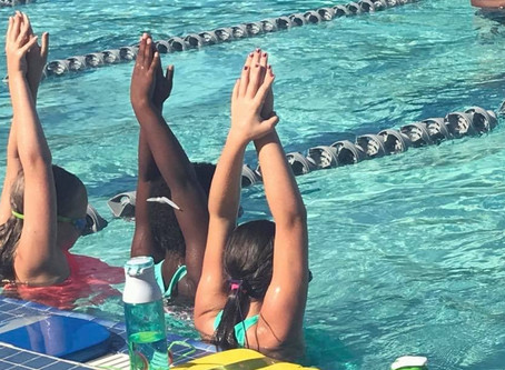 Make Time For Swimming This Fall