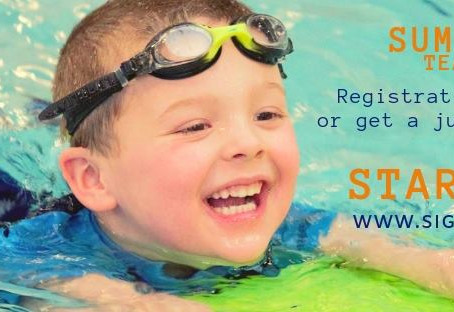 Sigma Swim Offering Swim Lessons At Forest Park Pool And Walsh