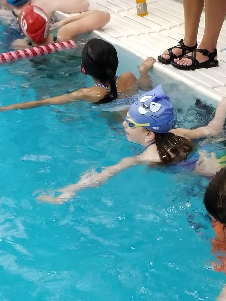 Sigma swim lessons taught right
