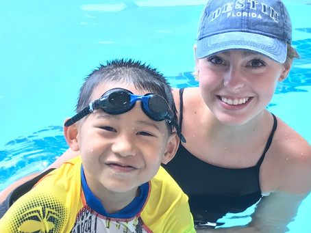 Swim Safe, Swim Right, Swim Sigma - 3 Fort Worth Summer Swim School Locations OPEN for REGISTRATION!