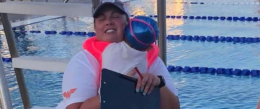 I hope my swimmers learn the importance of hard and discipline. But of course, to have fun FUN while you are doing it! Which is very much true, but do you know what? I want them to be Confident!