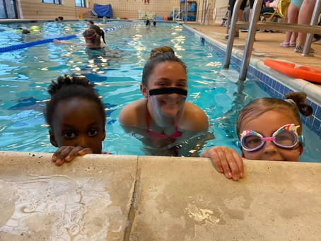 Countdown Begins for Fort Worth Summer Swim Lessons! Sigma Swim School Reserve Your Space Today!