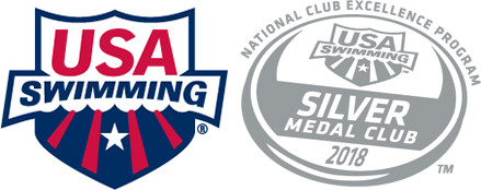 Sigma Swimming Metroplex Aquatics earns 2018 Silver Medal