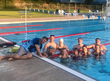 Celebration Of Our Adult Swimmers