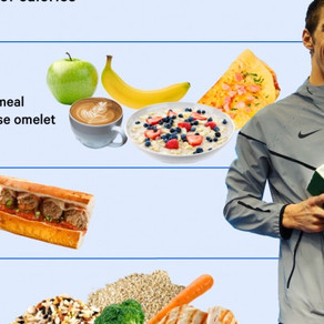 Energy and Body Systems Used In Swimming and Why Nutrition is Important
