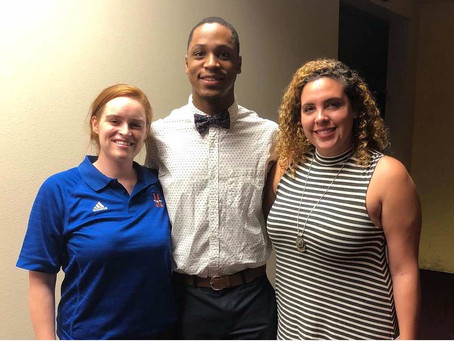 Sigma Swimmer Reginald Shed Earns $320,000 College Scholarship