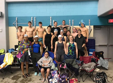 Sigma Swim Team Records And Meet Results
