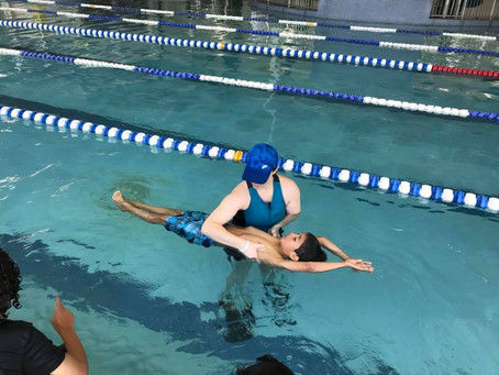 Safe Summer Swimming with Sigma Swim School Fort Worth, Burleson, Cleburne, and Waco!