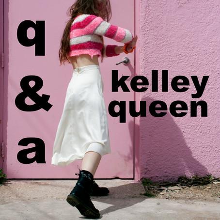 Q&A With Crochet Goddess Kelley Queen
