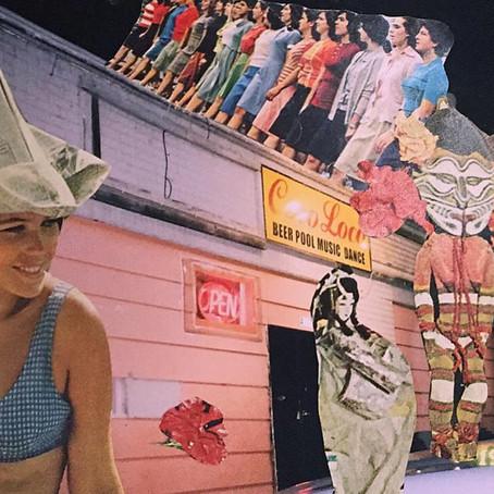 Submission: Alicia Doan Collage Gallery