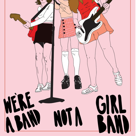 The Problem with 'Girl Band'