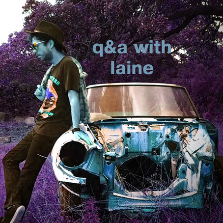 Q@A With Laine