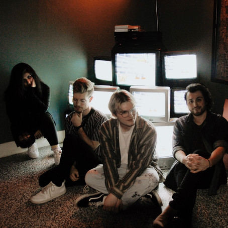 An Interview with Mad Honey-'Theories' EP