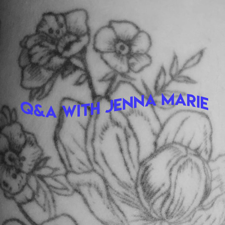 Q&A With Jenna Marie