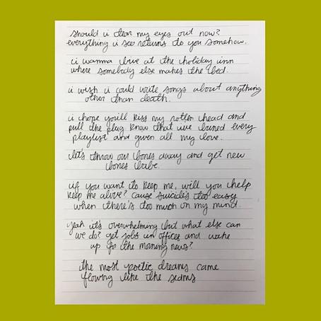 Lyrics That Stick