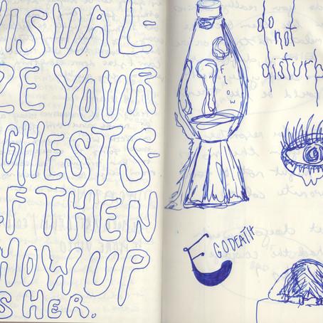 Notebook Tour + Ideas