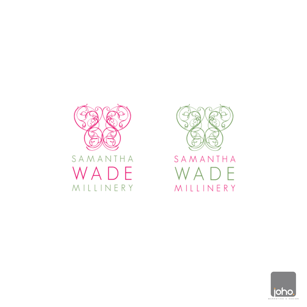 Millinery Logo by JoHo Design