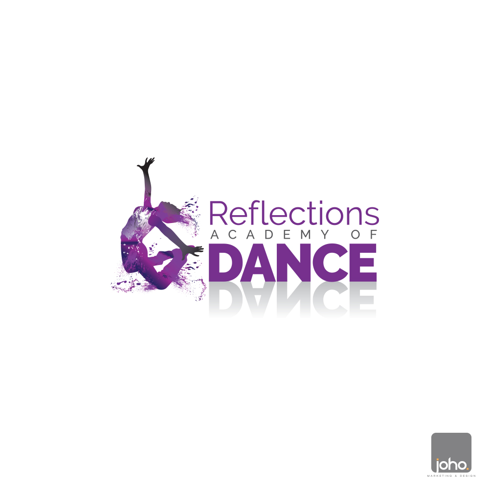 Reflections Academy of Dance by JoHo Design