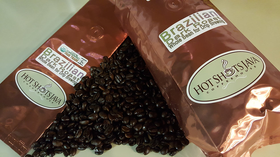 Brazilian- Dark Roast
